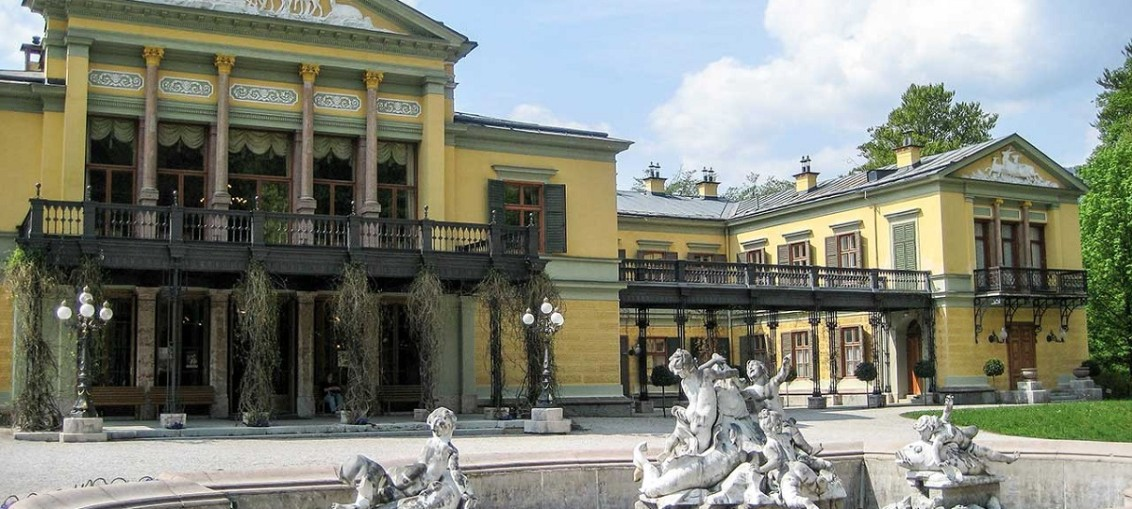 Курорт Бад-Ишль (Австрия)