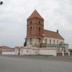 Мирский костел Святого Николая