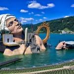 Озерная сцена в Брегенце