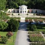 Парк «Добльхоф» и розарий в Бадене