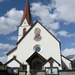 Церковь в Обергугле (Зельден)