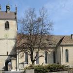 Церковь святого Галла в Брегенце