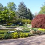 Ботанический сад Линца