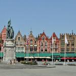 Гроте Маркт в Брюгге