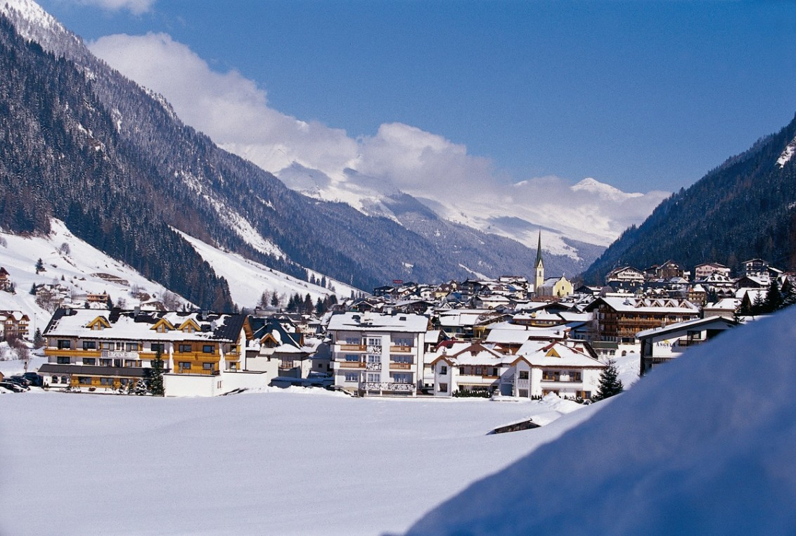 Курорт Ишгль (Австрия)