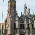 Башня Святого Петра в Остенде