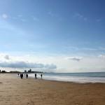 Городской пляж в Остенде